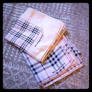 AUTHENTIC Burberry Scarves LIKE NEW!!